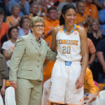 KNOXVILLE, TN - Tennessee Lady Volunteers vs South Carolina