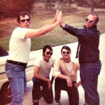John, Steve Tom and Warren 1
